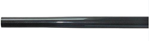 Z&J SPORT IDBF Goedgekeurd 1-delig Carbon FiberDrachenbootpaddel met afbeeldingen op Blade (RA-238, 122CM) - 5