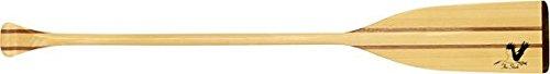 Stork Expert Holz-Stechpaddel 130 cm - für Profi, Experten - höchste Qualität / Kanus, Drachenboote, Canoes