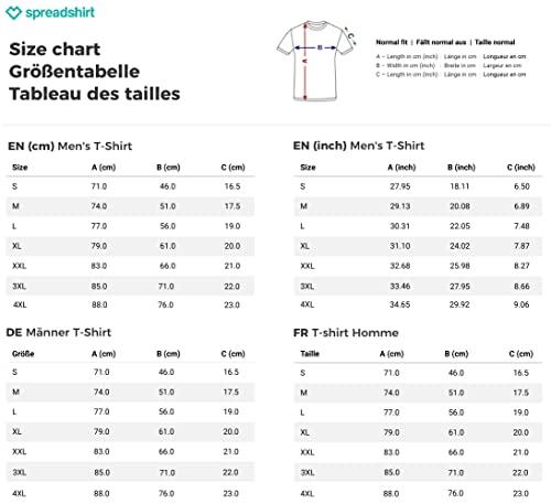 VIP – Very Important Paddler Männer T-Shirt von Spreadshirt®, L, Schwarz - 6