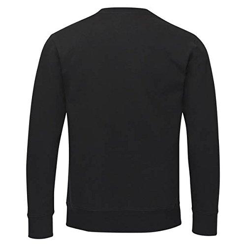 """Sweatshirt """"Nur wo Drachenboot-Fahrer drauf steht ist auch ein Drachenboot-Fahrer drin"""" schwarz Herren Gr. S bis 2XL - 2"""