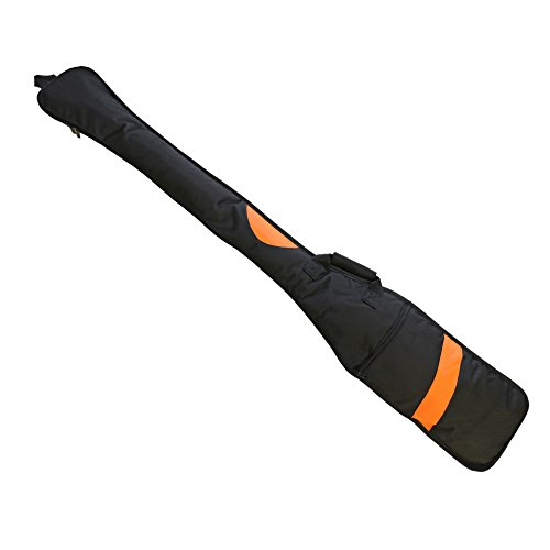 Paddeltasche, Paddel-Tasche für sämtliche IDBF genehmigte Paddel bis 130 cm Länge, dick gepolstert, extra Schlüsselfach, 2 Tragegriffe