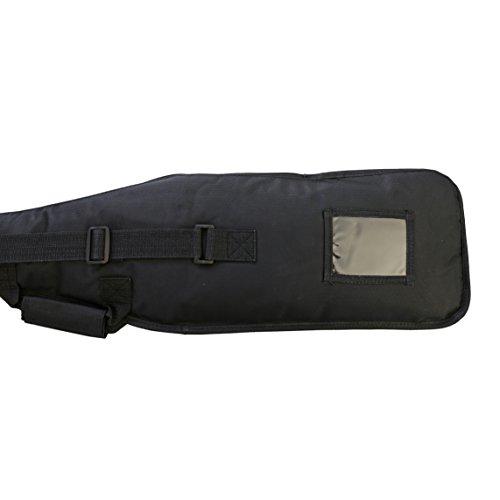 Paddeltasche, Paddel-Tasche für sämtliche IDBF genehmigte Paddel bis 130 cm Länge, dick gepolstert, extra Schlüsselfach, 2 Tragegriffe - 4