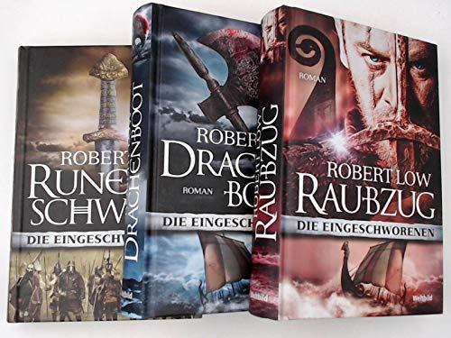 Die Eingeschworenen - 3 Bände im Paket: Raubzug, Runenschwert, Drachenboot